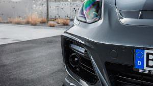 Фото | Бампер Porsche Panamera GrandGT от TechArt