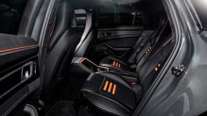 Сиденья в салоне Porsche Panamera от TechArt