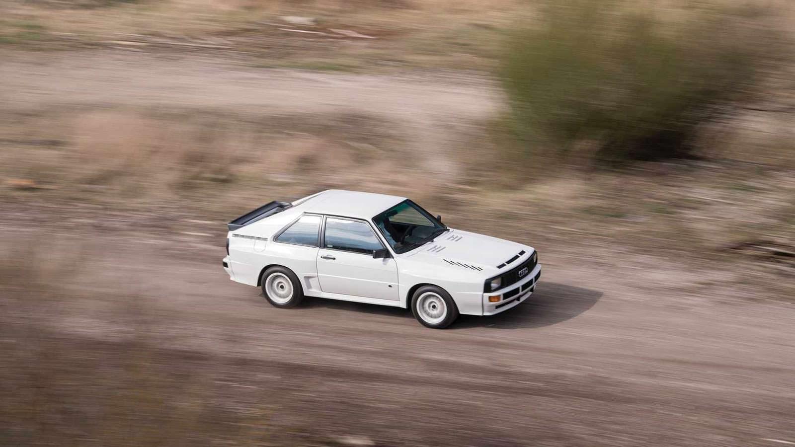 Фото | Audi Sport Quattro 1984 года выпуска