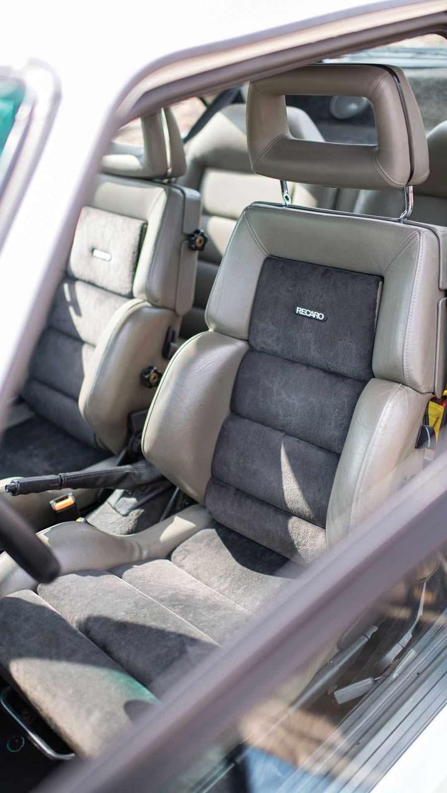Кожаные сиденья Ауди Спорт Кватро