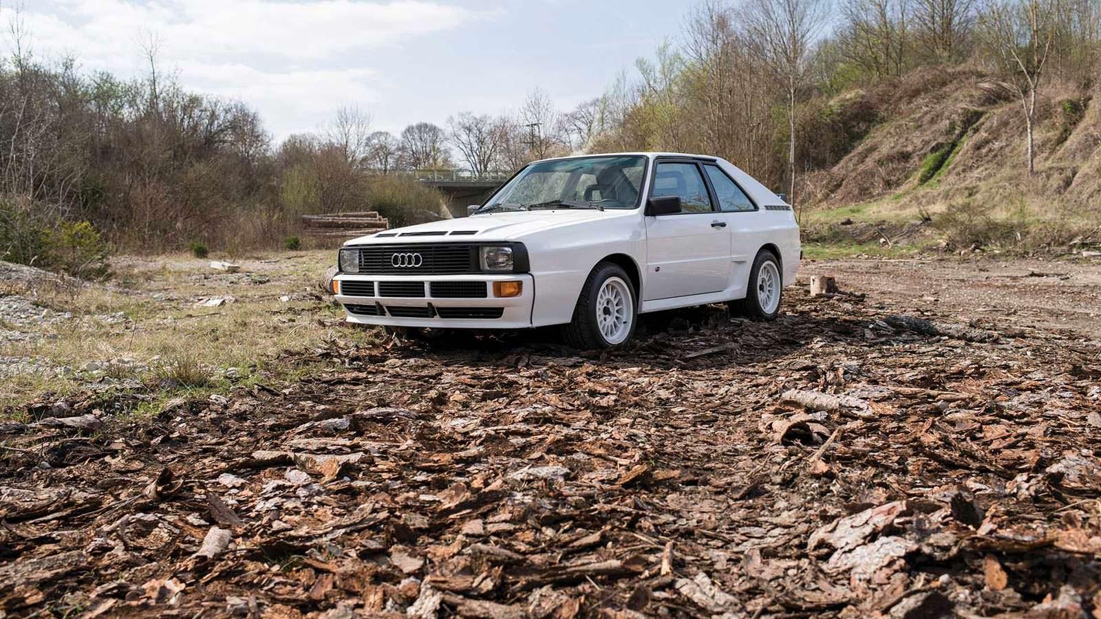 Фото | Audi Sport Quattro в идеальном состоянии