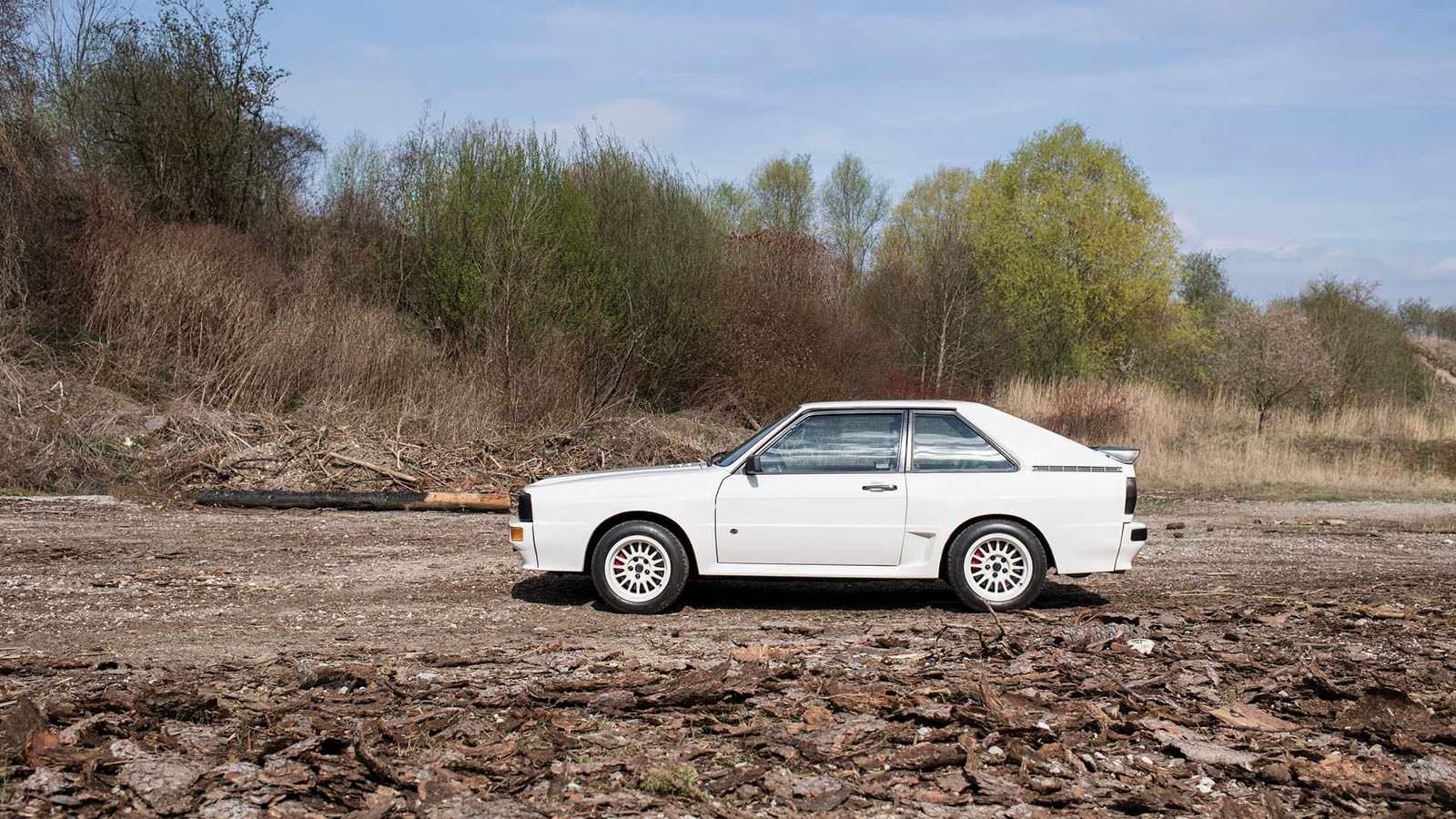 Фото | Audi Sport Quattro 1984 года