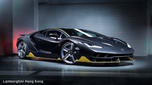 Фото | Lamborghini Centenario LP 770-4. #1 из 20