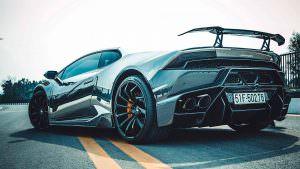 Фото | Lamborghini Huracan на дисках Forgiato 2.0 Navaja-ECX