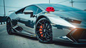 Lamborghini Huracan на дисках Forgiato Wheels