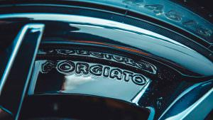 Глянцевые колеса Forgiato Wheels