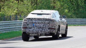 Шпионские фото | Lamborghini Urus на тестах в Нюрбургринге
