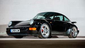 Фото | Porsche 911 Turbo S Leichtbau 1993 года. #51 из 86