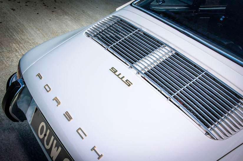 Фото | Porsche 911S 1967 года выпуска почти без пробега