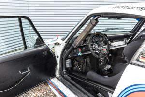 Салон Porsche 934/5 Martini Racing