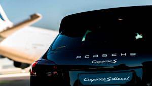 Porsche Cayenne S Diesel установил рекорд Гиннеса