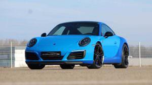 Тюнинг Porsche 911 Carrera S от SpeedArt