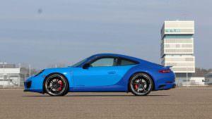 Фото | Тюнинг Porsche 911 Carrera S от SpeedArt