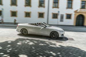 Новая Audi S5 Cabriolet в тюнинге ABT Sportsline
