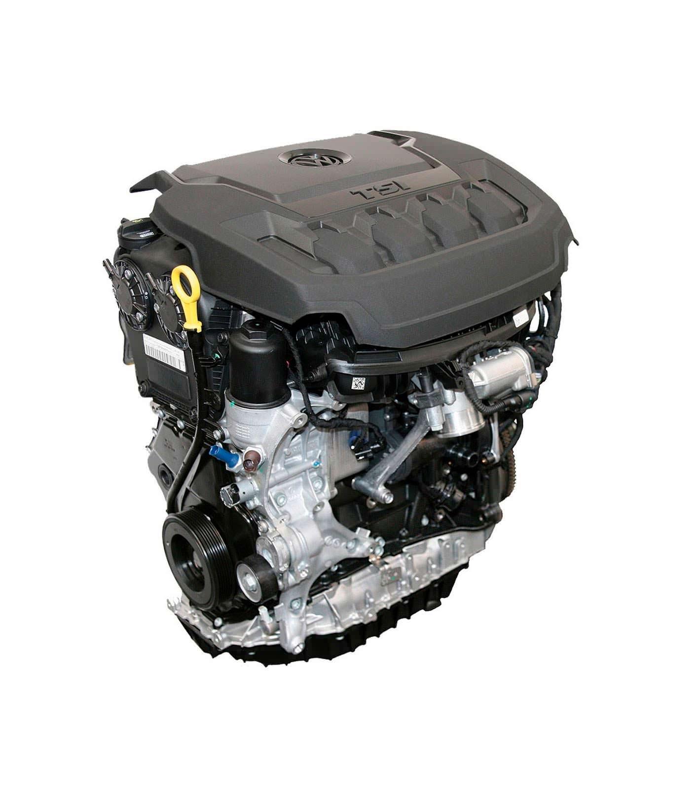 Модернизированный двигатель Volkswagen Gen3.B на 2,0-литра