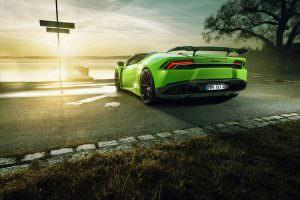 Фото | Novitec N-Largo Lamborghini Huracan Spyder