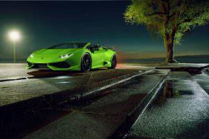Фото | Lamborghini Huracan Spyder N-Largo от Novitec