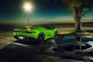 Lamborghini Huracan Spyder N-Largo