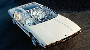 Прототип Lamborghini TP200 Marzal