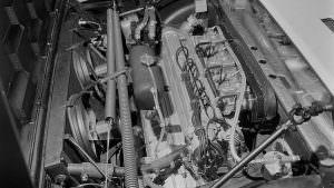 2,0-литровый двигатель V6 под капотом Lamborghini Marzal