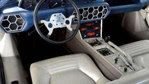 Фото   Салон Lamborghini TP200 Marzal
