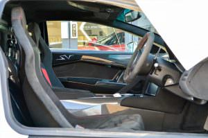 Фото | Салон Lamborghini Murcielago SV 2010 года