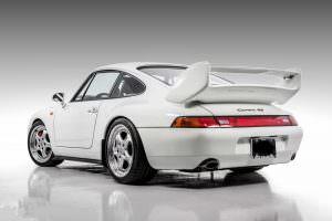 Фото   Porsche 911 Carrera RS 3.8 1995 года выпуска