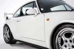 Облегченные зеркала заднего вида Porsche 911 Carrera RS 3.8