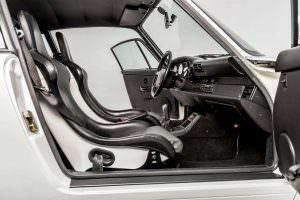 Фото салона Porsche 911 Carrera RS 3.8 1995 года