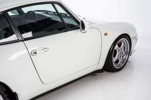Облегченные стекла Porsche 911 Carrera RS 3.8