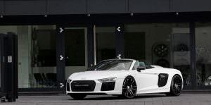 Фото | Тюнинг Audi R8 от Wheelsandmore