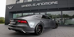 Фото | Тюнинг Audi RS7 от Wheelsandmore