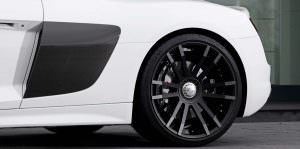 21-дюймовые колеса Audi R8 Spyder от Wheelsandmore