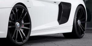 Тюнингованная Audi R8 Spyder от Wheelsandmore