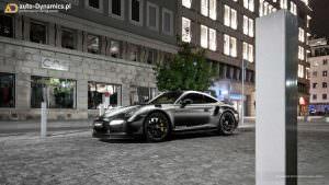 Dark Knight 911 Turbo S. Тюнинг Auto-Dynamics.pl