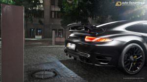 Dark Knight 911 Turbo S