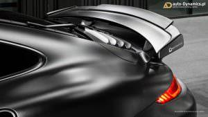 Антикрыло Dark Knight 911 Turbo S
