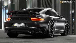 Польский тюнинг Porsche 911 Turbo S