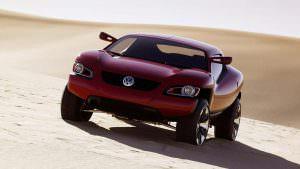Volkswagen Concept T. Забытый прототип из 2004 года