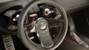 Фото салона Volkswagen Concept T 2004 года