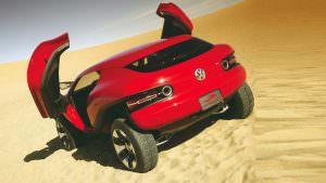Volkswagen Concept T 2004 года