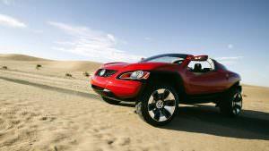 Volkswagen Concept T. Детройтский автосалон 2004 года