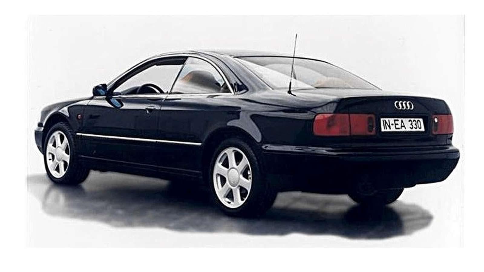 Audi A8 Coupe №1 из 1
