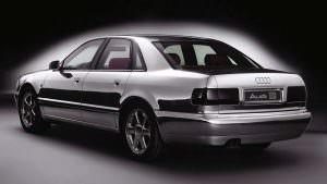 Концепт Audi ASF Concept 1993 года