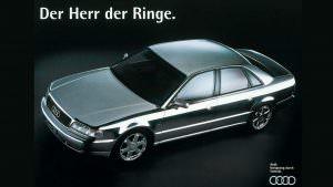 Audi Space Frame 1993 года: истоки истории Audi A8