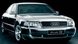 1993 Audi Space Frame. Прототип предвестник Audi A8