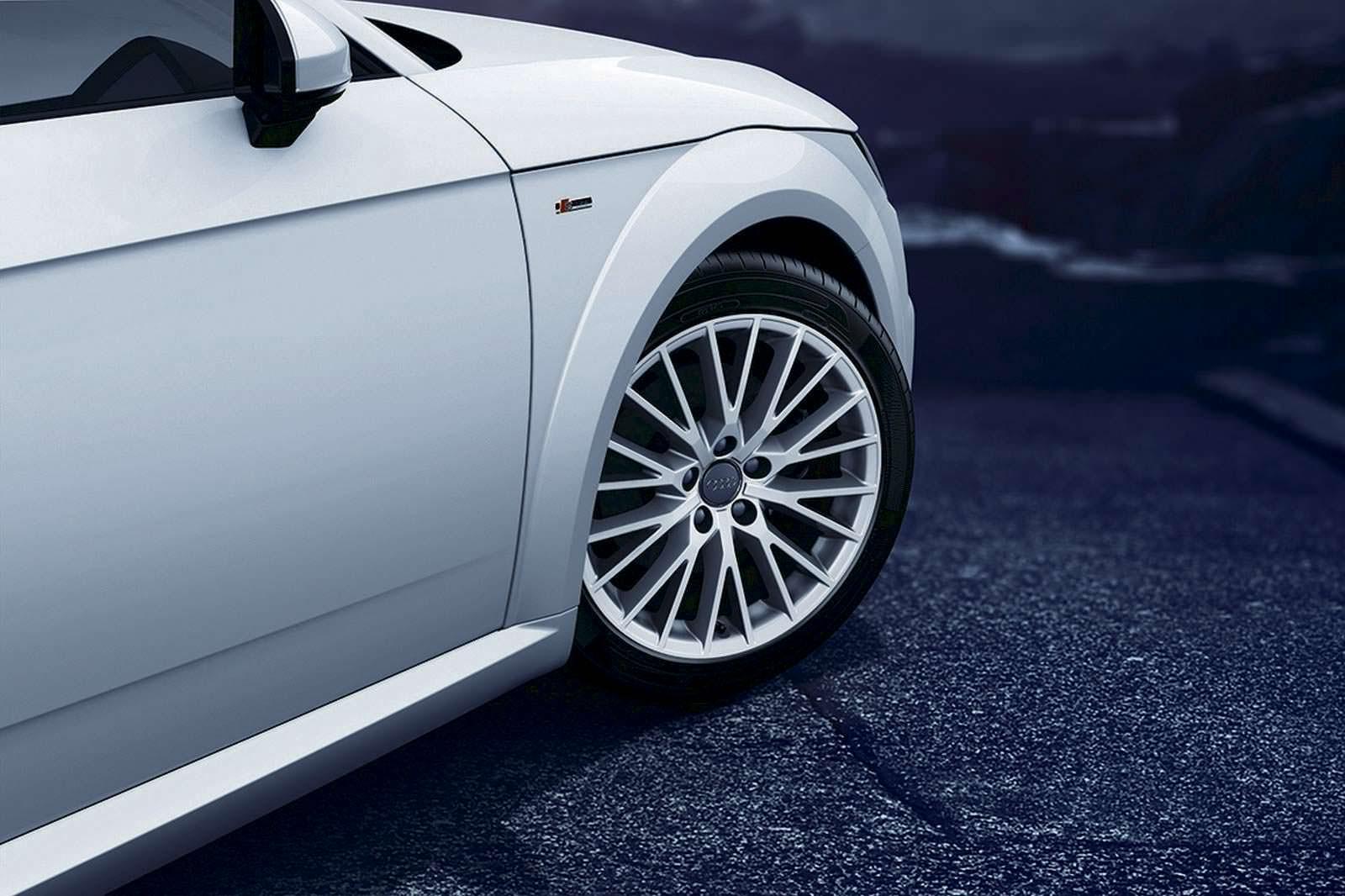 18-дюймовые колеса Audi TT 1.8 Lighting Style Edition