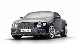 Прощальный Bentley Continental GT Timeless Series
