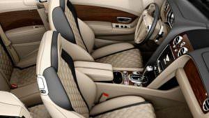 Сиденья с массажем Bentley Continental GT Timeless Series