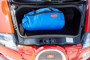 Оригинальная сумка Bugatti Veyron Grand Sport